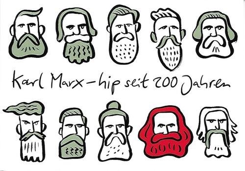 200 Jahre Hipsterbart