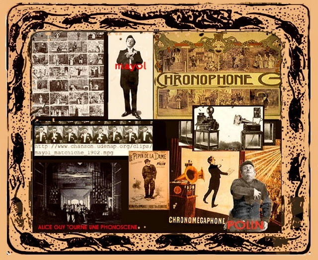 Gaumont le Cinema Premier Alice Guy dvd video