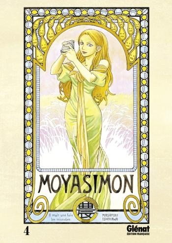 Moyasimon - Tome 04 - Masayuki Ishikawa