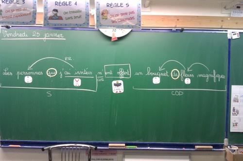 Grammaire : ma méthode imagée et adaptée