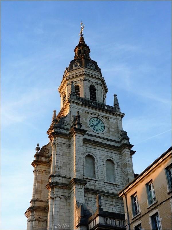Bourg-en-Bresse (Fr-01) ~ Eglise Notre-Dame ...