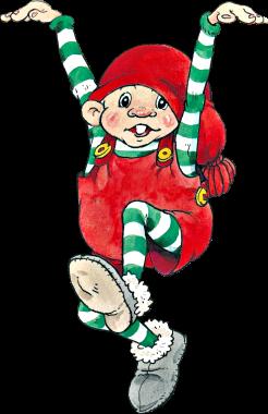Petits Personnages de Noël Série 5