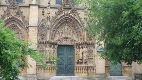 Nouvelle profanation à Metz (18 août 2010)