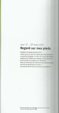 """""""Vers la beauté, toujours"""" et """"Carnet d'un peintre naturaliste confiné"""""""