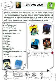 Cahier Mémoire - Cartes d'identité Les auteurs