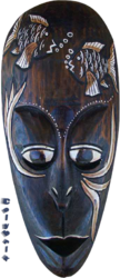 Masque-africain-bois-2-poissons-MASK52.png