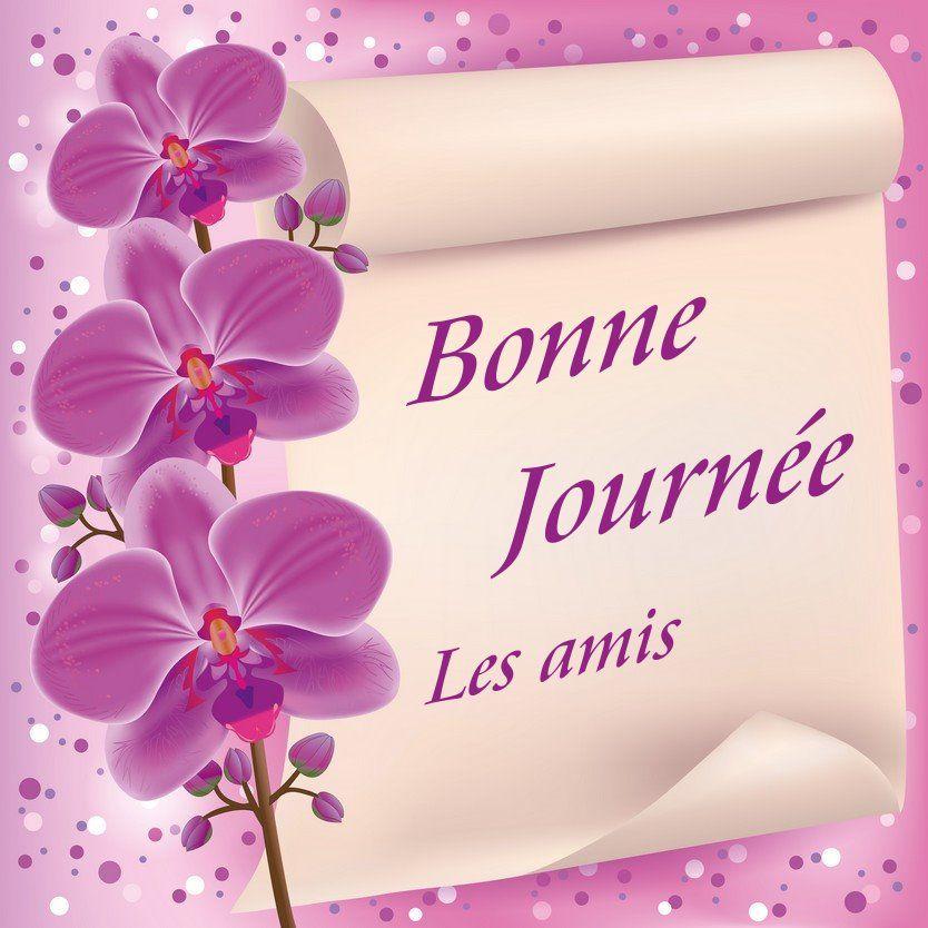 Bonne journée... | Bonne journée, Bonjour et bonne journée, Image bonne  journée