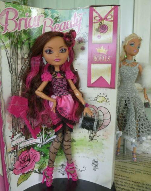 Mes dernières Barbie et autre