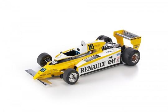 René Arnoux F1 (1978
