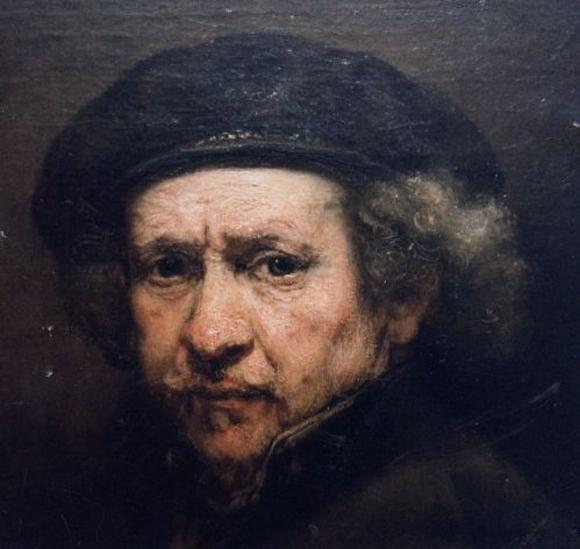 Regard sur les tableaux de Rembrandt