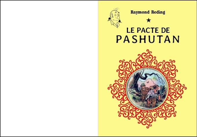 Raymon Reding : Le pacte de Pashutan