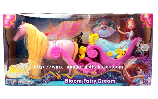 Bloom Fairy Dream en boîte