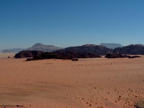 Jordanie : Une balade dans le Wadi Rum