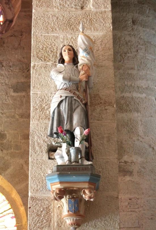 Jeanne d'arc à Cardaillac (2)