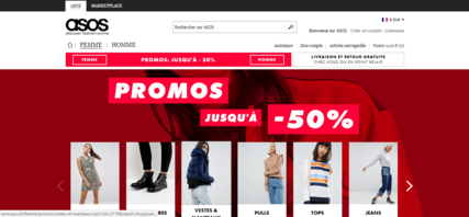 Les sites shopping que je visite le plus + bons plans!
