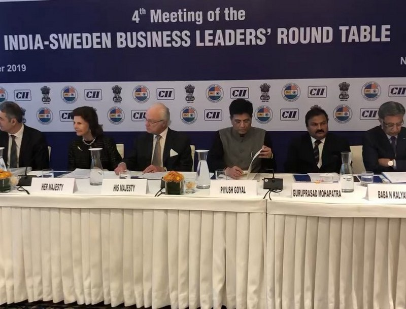 Sweden Business Leaders Roundtable (ISBLRT).