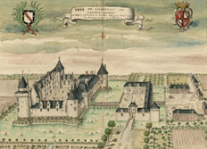 chateau Plessis-Bourre