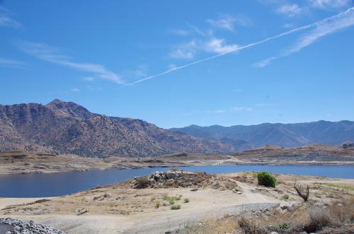 Jours 14, 15 et 16 - de la Sierra Nevada à la côte Pacifique