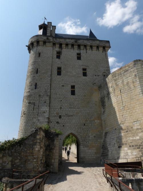 La forteresse de Chinon ( 1 )
