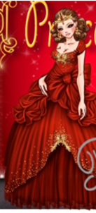 princesse de noel