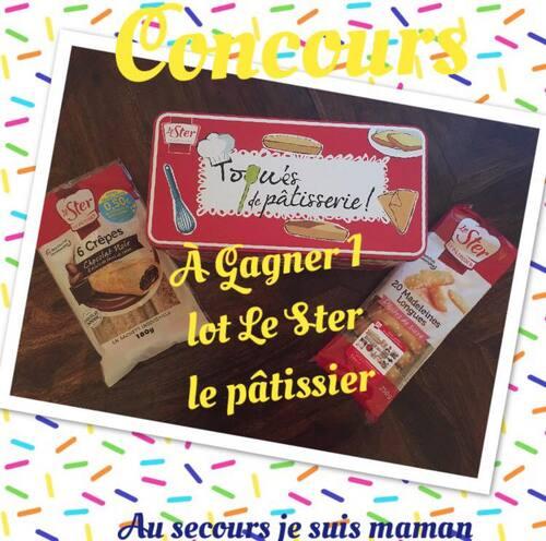 Concours Le Ster Le Pâtissier