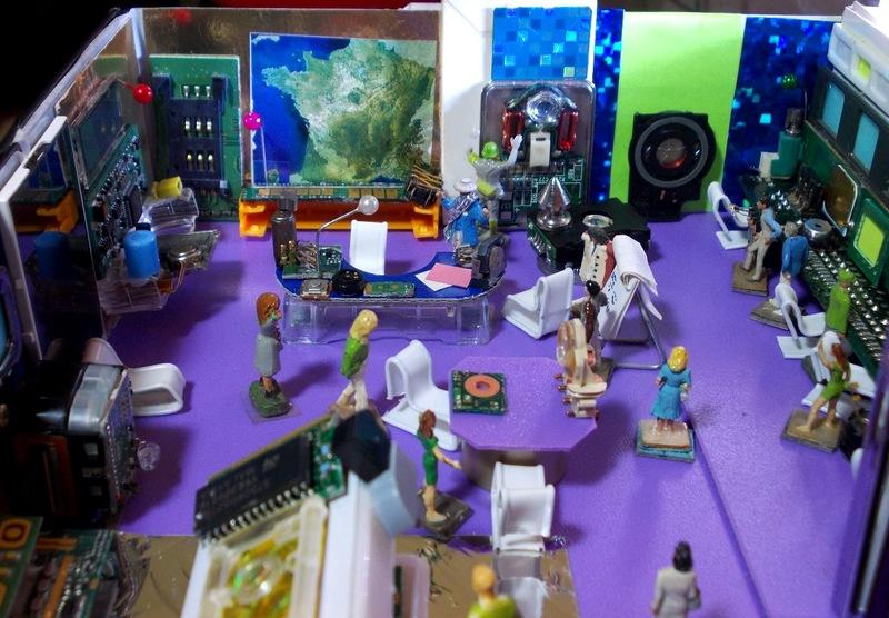 Aujourd'hui : Astérix en 2016, de nouveaux décors presque futuristes et quelques explosions