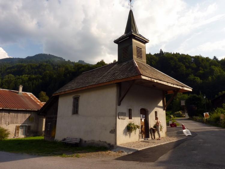 Chapelle d'Etelley