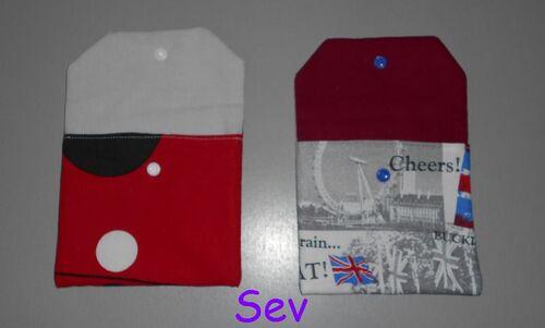 Des pochettes pour oreillettes bluetooth