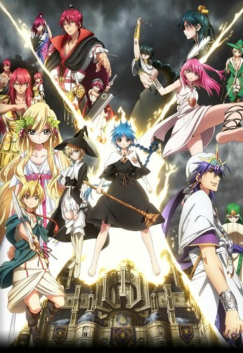 مترجم Magi: The Kingdom of Magic انمي