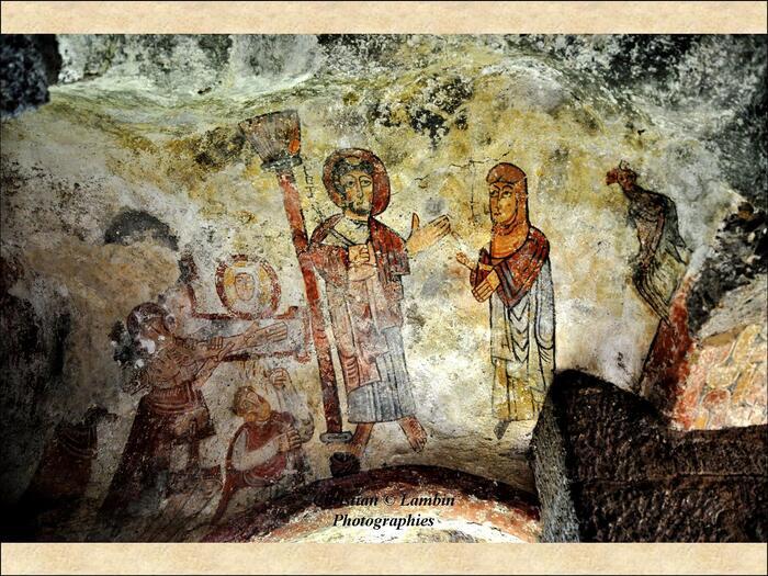 Site troglodyte de Jonas (III/IV)