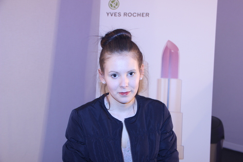 Grand rouge d'Yves Rocher: mon chouchou