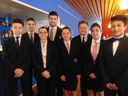 Coupe Lesdiguières 2016 : accueil des participants