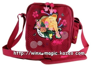 sacoche winx city girl