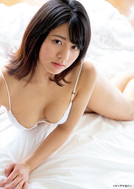 WEB Magazine : ( [Young Magazine WEB - Gravure] - |Monthly Young Magazine - 2018 / N°6 - Yuka Ogura & Kana Tokue| )