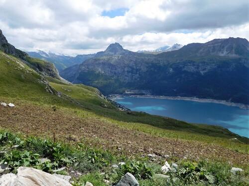 26/07/2017 La Revirette Tignes Alpes Grées Savoie 73 France