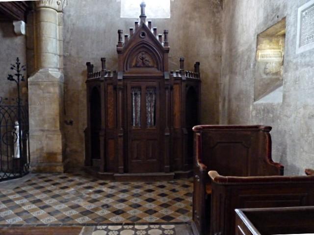 Gorze église Saint-Etienne 32 Marc de Metz 2001