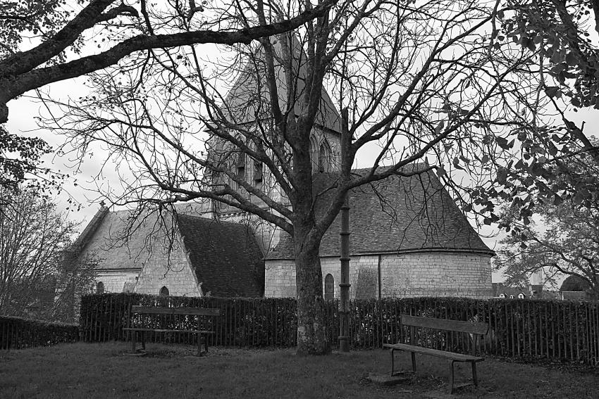 L' église