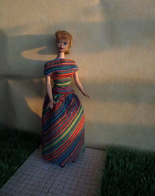 Barbie vintage : Knit Skirt