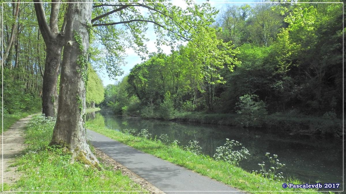 Printemps le long du canal latéral à la Garonne - Avril 2017 - 8/10