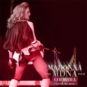 The MDNA Tour - Coimbra