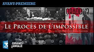 """Oradour-sur-Glane (Haute-Vienne) """"Le procès impossible"""""""