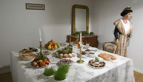 Provence - table de Noël