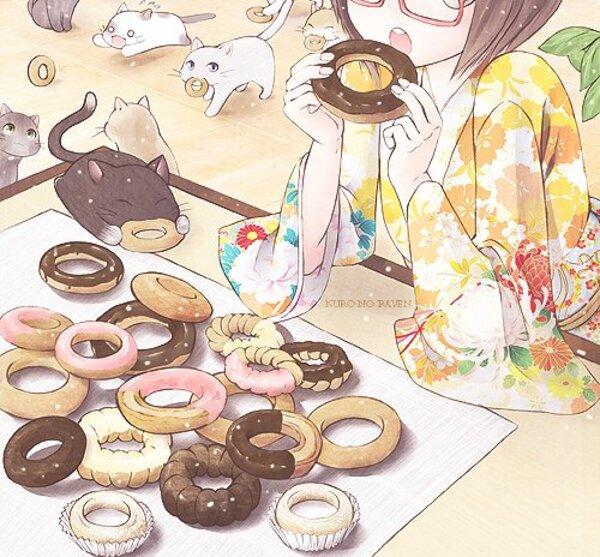 Fille manga (4)