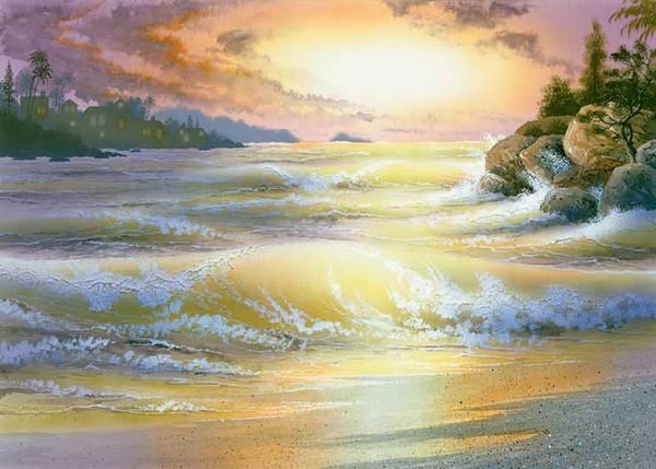 Peinture de : Ken Shotwell