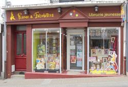 Librairie Plume & Fabulettes à Ancenis (44)