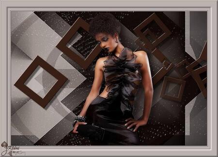 La Belle Noir - Maria José
