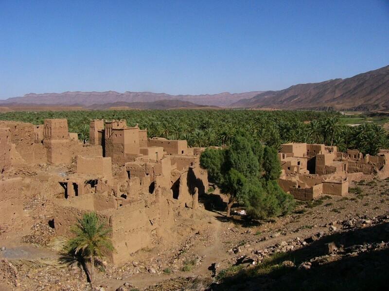 Zagora - Igdaoun - Tamnougalt