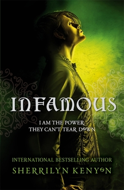 """Infamous"" de Sherrilyn Kenyon"
