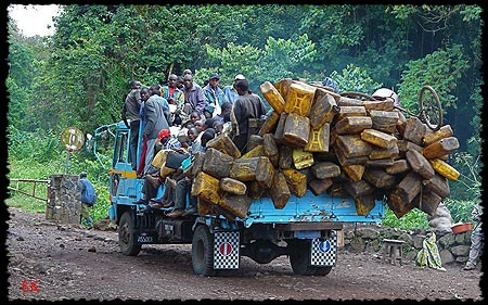 transports africains 2