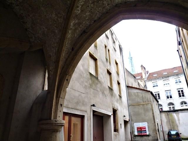 Façades de Metz l'Hôtel de Heu 014 2010